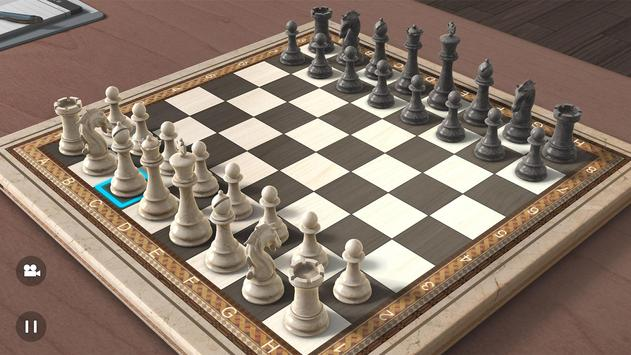 Real Chess 3D FREE ScreenShot1