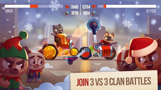 CATS: Crash Arena Turbo Stars ScreenShot1