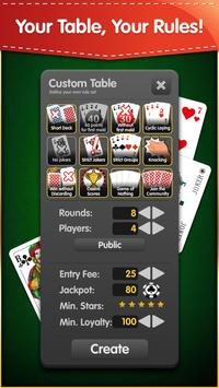 Rummy (Free, no Ads) ScreenShot1