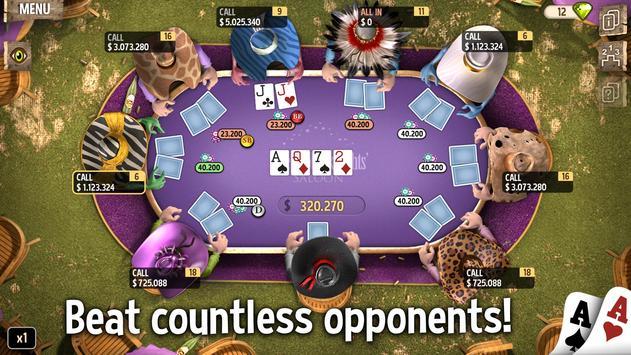 Governor of Poker 2  OFFLINE POER GAME ScreenShot1