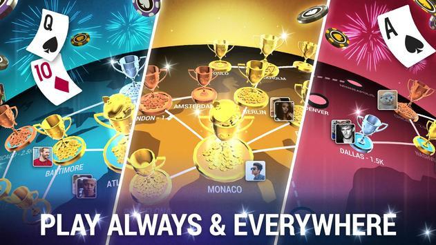 Poker World  Offline Texas Holdem ScreenShot1