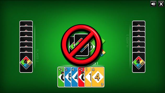 Ono Multiplayer Offline Card  Play with Friends ScreenShot1