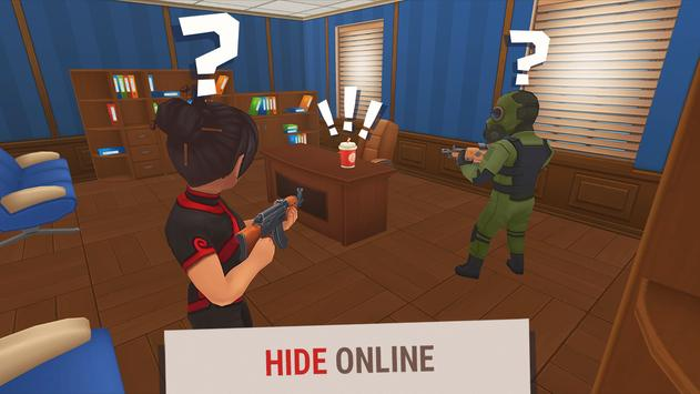 Hide Online  Hunters vs Props ScreenShot1