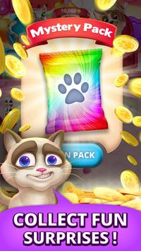 Solitaire Pets Arena  Online Free Card Game ScreenShot1