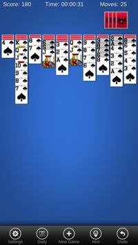 Spider Solitaire Pro ScreenShot1