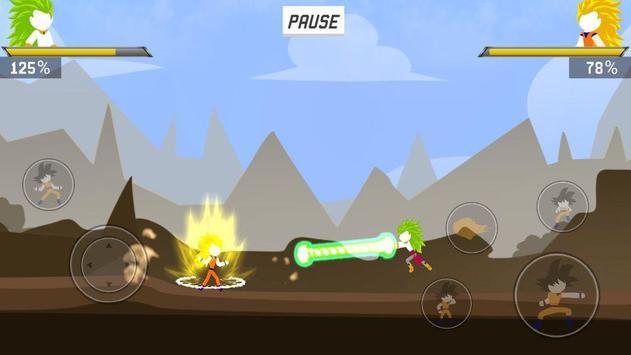Stick Shadow: War Fight ScreenShot1