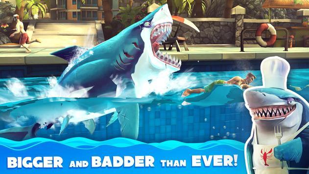 Hungry Shark World ScreenShot1