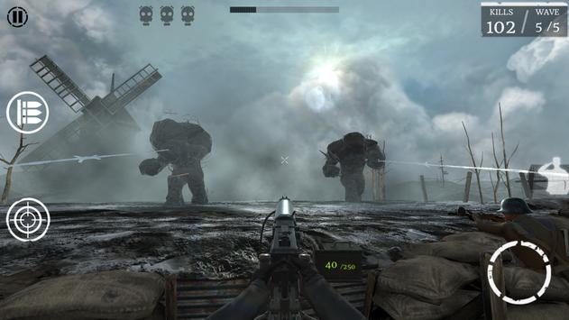 ZWar1: The Great War of the Dead (Unreleased) ScreenShot1