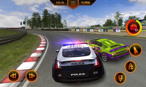 Police Car Chase ScreenShot1