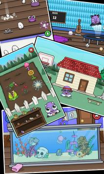 Moy 4 Virtual Pet Game ScreenShot1