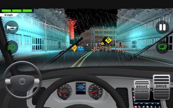 Car Driving and Parking School ScreenShot1