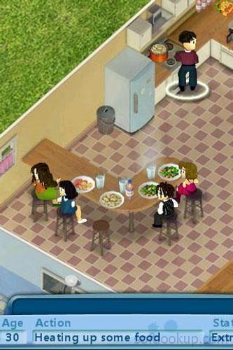 Virtual Families Lite ScreenShot1