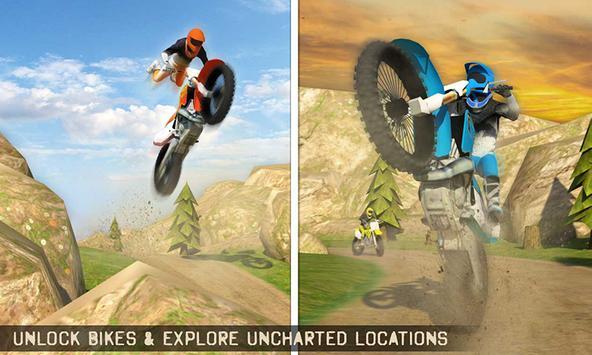 Trial Xtreme Dirt Bike Racing Games: Mad Bike Race ScreenShot1
