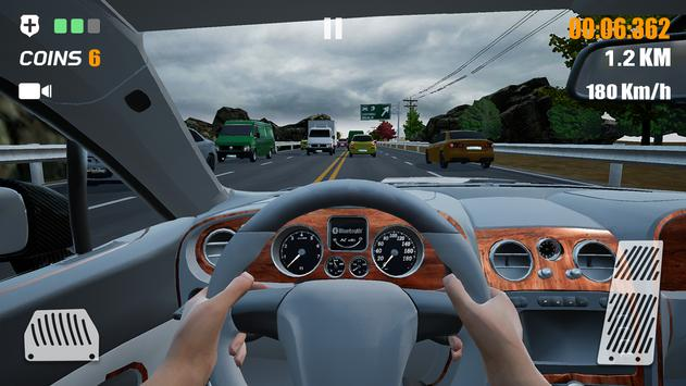 Real Driving: Ultimate Car Simulator ScreenShot1