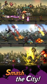 World Beast War: Destroy the World in an Idle RPG ScreenShot1