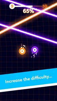 Balls VS Lasers: A Reflex Game ScreenShot1