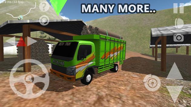 Indonesia Truck Simulator ScreenShot1