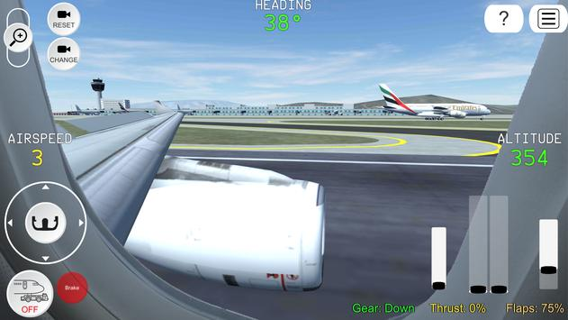 Flight Simulator Advanced ScreenShot1