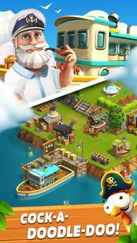Funky Bay  Farm and Adventure game ScreenShot1
