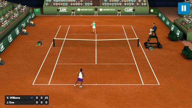 Australian Open Game ScreenShot1