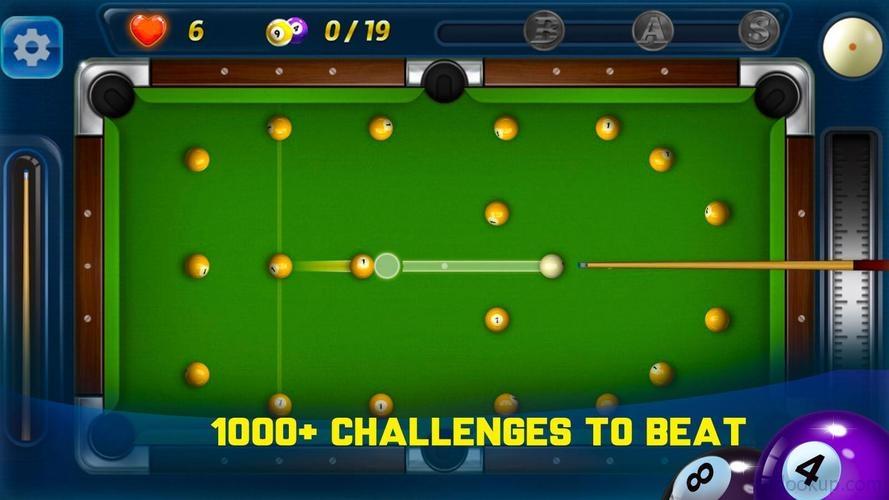Billiards Nation ScreenShot1
