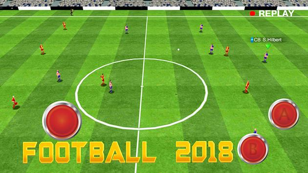 Football World Cup 2018 ScreenShot1