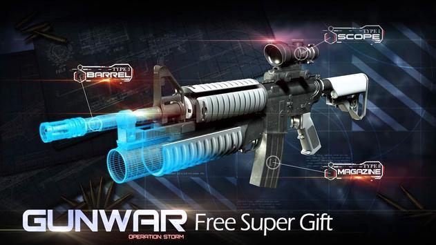 Gun War: Shooting Games ScreenShot1
