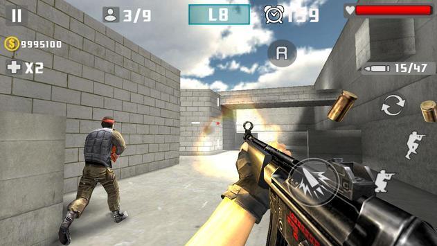 Gun Shot Fire War ScreenShot1