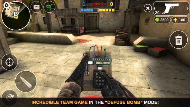 Counter Attack  Multiplayer FPS ScreenShot1