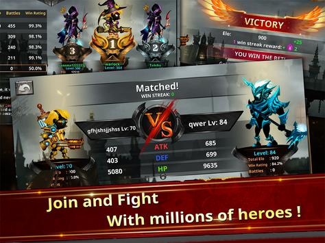 Stickman Legends: Ninja WarriorsShadow of War ScreenShot1