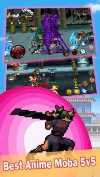 League of Ninja: Moba Battle ScreenShot1