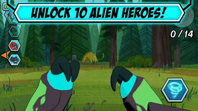 Ben 10: Alien Experience ScreenShot1