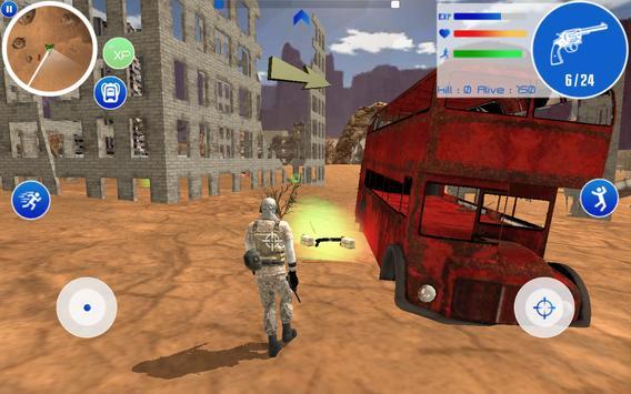 Desert Battleground ScreenShot1