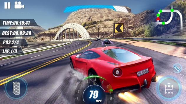 Speedway Drifting Asphalt Car Racing Games ScreenShot1