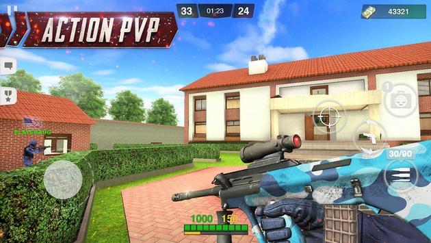 Special Ops: Gun Shooting  Online FPS War Game ScreenShot1