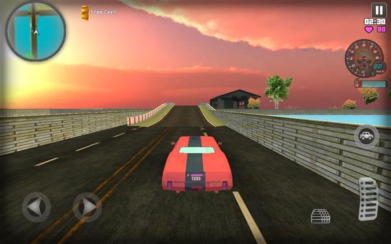 San Andreas American Gangster 3D ScreenShot1