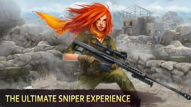 Sniper Arena: PvP Army Shooter ScreenShot1