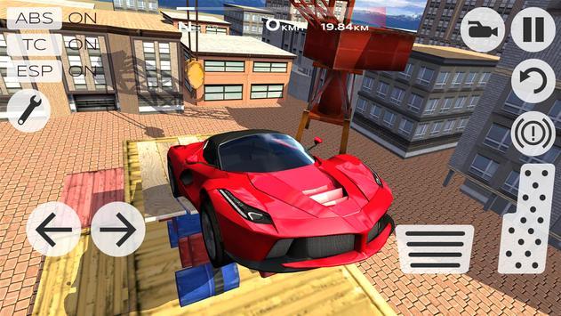 Extreme Car Driving Simulator ScreenShot1