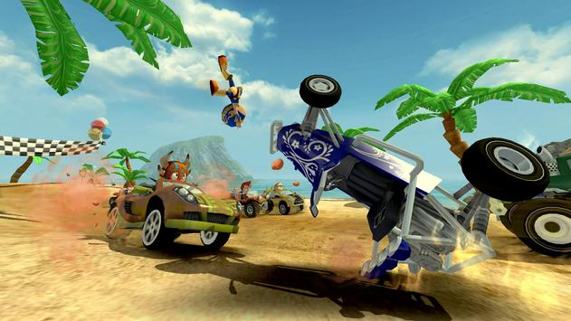 Beach Buggy Racing ScreenShot1