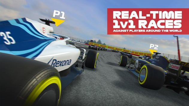 F1 Mobile Racing ScreenShot1