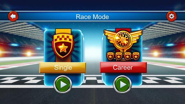 Car Racing : Lightning speed ScreenShot1