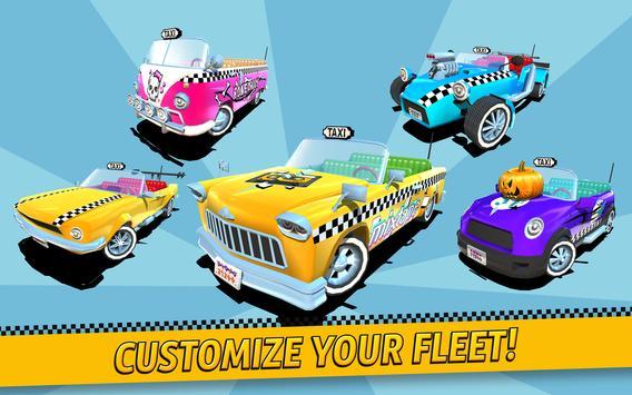 Crazy Taxi City Rush ScreenShot1