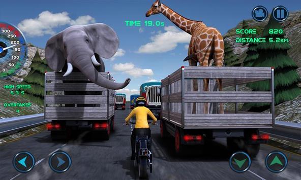 Moto Traffic Race ScreenShot1