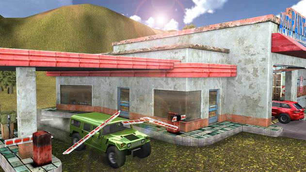 Extreme SUV Driving Simulator ScreenShot1