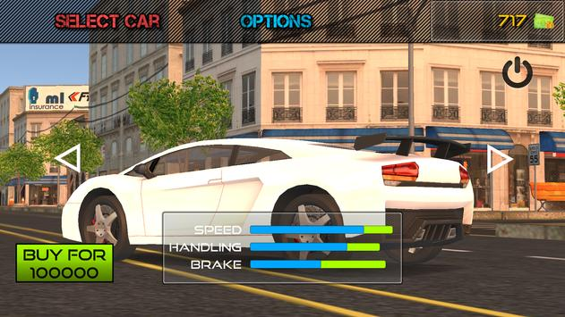 Traffic Racing Simulator 3D ScreenShot1