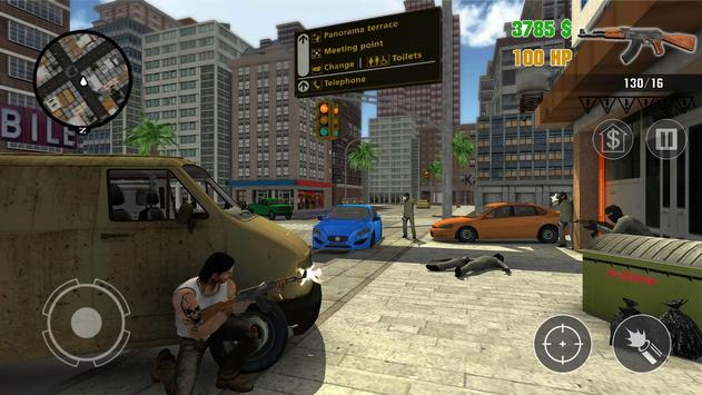 Clash of Crime Mad City War Go ScreenShot1