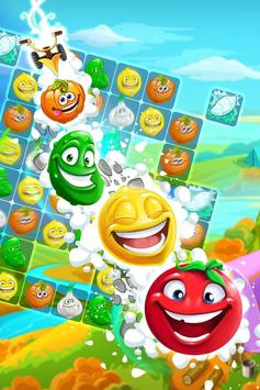 Funny Farm match 3 game ScreenShot1