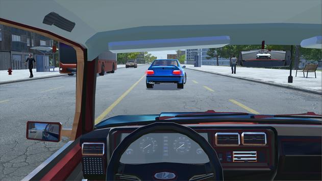 Russian Car Lada 3D ScreenShot1