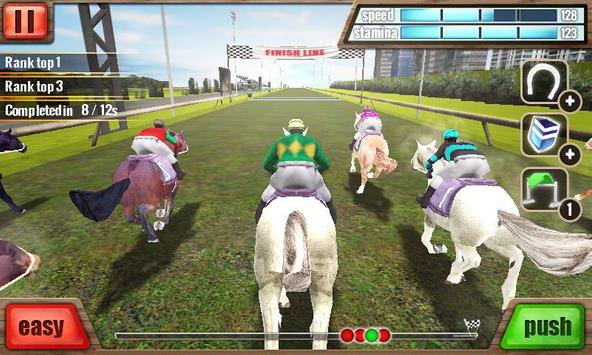 Horse Racing 3D ScreenShot1