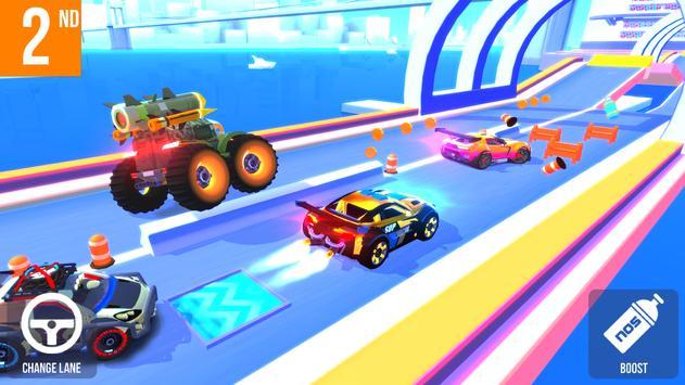 SUP Multiplayer Racing ScreenShot1
